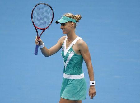 Elena Dementieva Sydney Semi Win