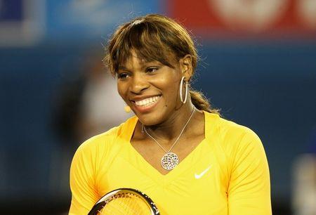 12 Serena Smiles