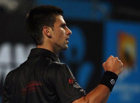 Novak Djokovic 1st Round AO10 Win