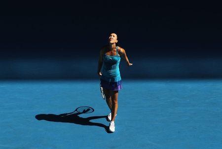 Jelena Jankovic 1st R AO10 Win