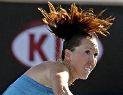 Jelena Jankovic 2nd R AO10 Win