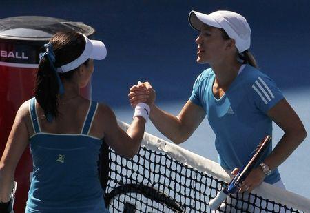 Justine Henin SF AO10 Win r