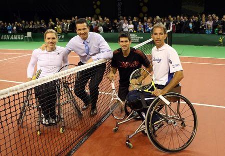 Wheelchair Rotterdam g 3