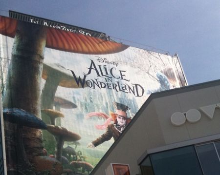 Alice Billboard