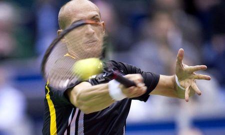 Nikolay Davydenko Rotterdam 10 Qf Win r