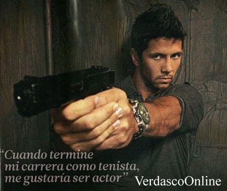 Fernando Verdasco GUN