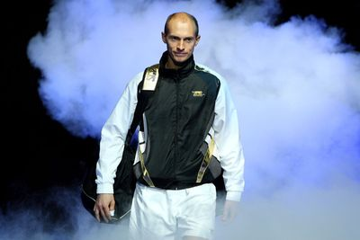 Nikolay Davydenko Smokey