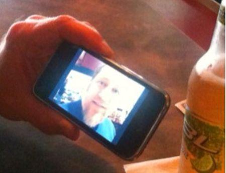Chux on Eds iPhone
