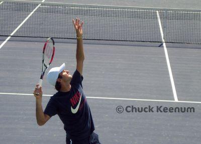 Roger Federer Indian Wells.09