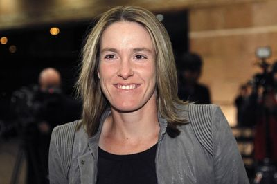 Justine Henin IW.10 Players Party r