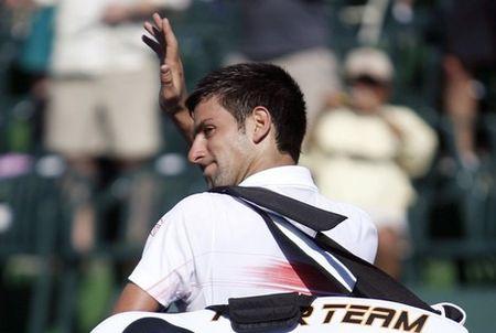 Novak Djokovic 4th R Loss IW.10 r