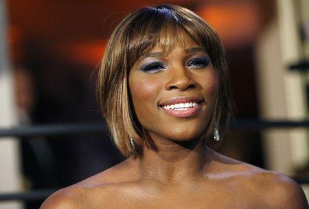 Serena Williams Vanity Fair Party