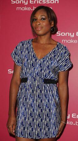 Miami PLayers Party Venus Williams