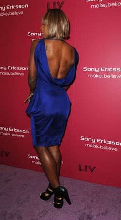 Miami PLayers Party Serena Williams