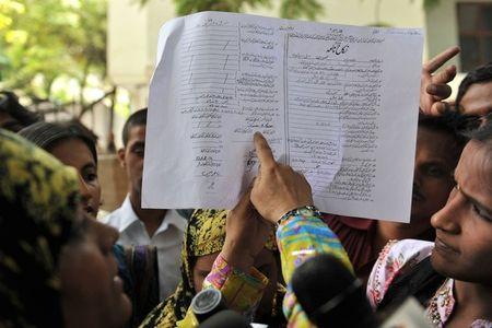Shoaib Malik Marriage Cert