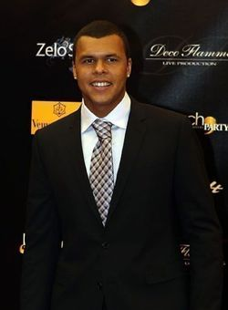 Jo-Wilfried Tsonga Monte Carlo.10 Players Party fb