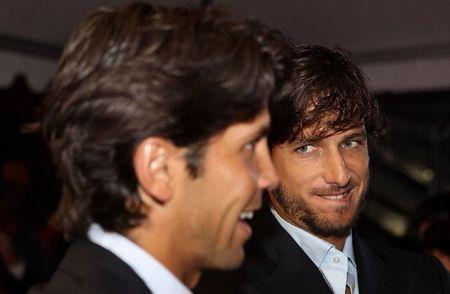 Fernando Verdasco and Feliciano Lopez Monte Carlo.10 Players Party fb