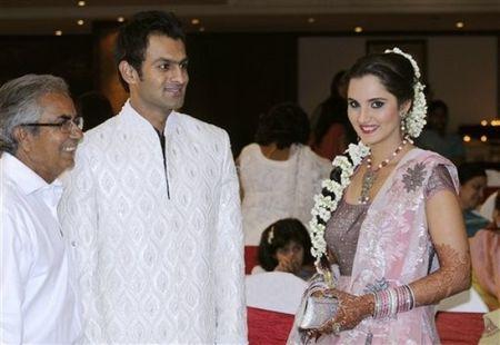 Sania Mirza Sengeet Ceremony ap