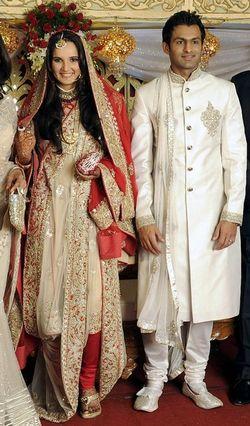 Sania Mirza Wedding Reception 2 r