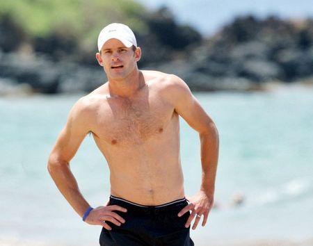 Andy Roddick Beach 3