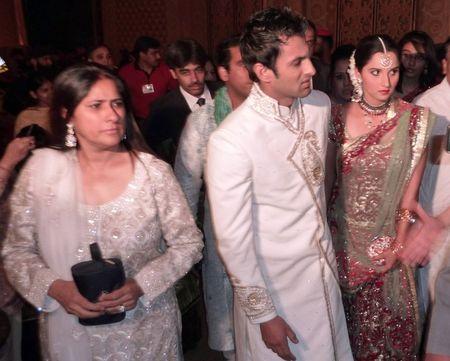 Sania Mirza Pakistan Reception 2 g