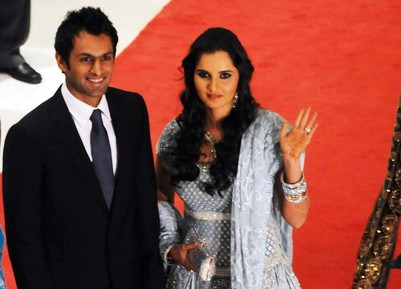 Sania Mirza Reception in Lahore g