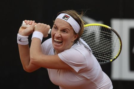 Svetlana Kuznetsova 1st R Loss Rome.10