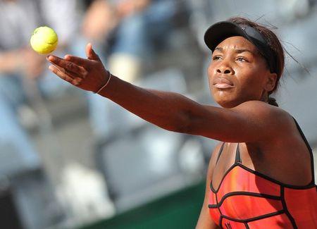Venus Williams 3rd Win Rome.10 g