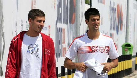Novak Djokovic Marco Djokovic Belgrade.10