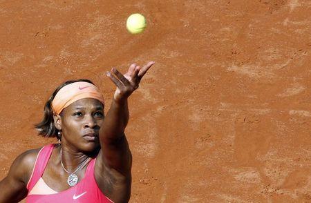 Serena Williams Qf Win Rome.10 r