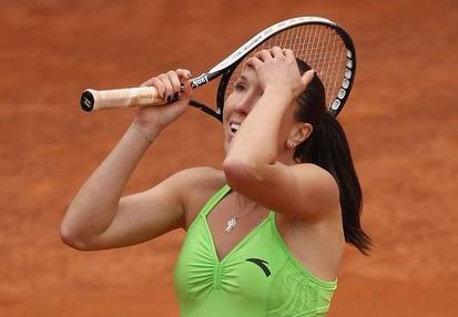 Jelena Jankovic Sf Win Rome.10 g
