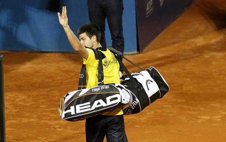 Novak Djokovic Qf Loss Belgrade.10