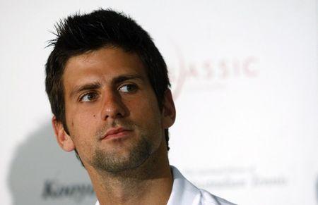 Novak Djokovic Kooyong Presser