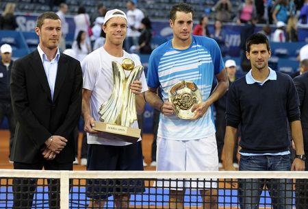 Sam Querrey Wins Belgrade.10 Novak John Marat