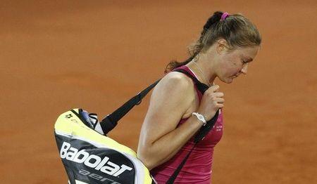 Dinara Safina 1st R Loss Madrid.10 r