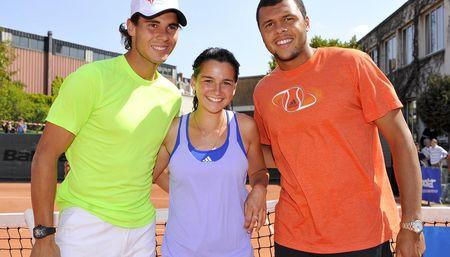 Rafael Nadal Jo Wilfried Tsonga Kids RG.10 4 fft