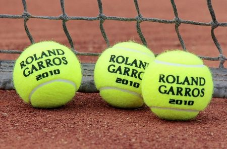 Roland Garros.10 Ball g