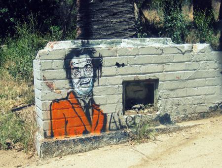 Copy of Runyan Canyon Stencil
