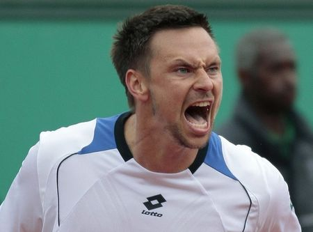 Robin Soderling 4th R Win RG.10 g