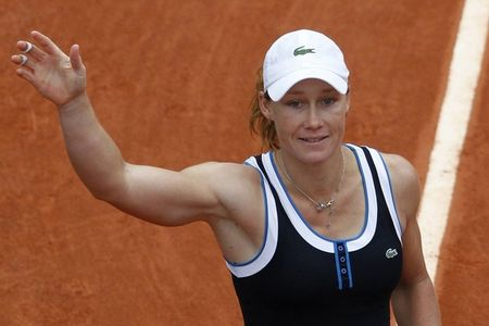 Samantha Stosur 4th R Win RG.10 r