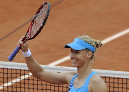 Elena Dementieva Qf Win RG.10 g