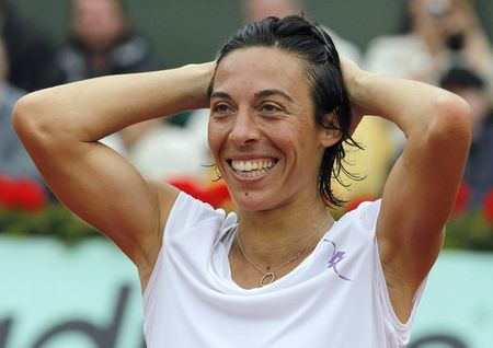 Francesca Schiavone Qf Win RG.10 g