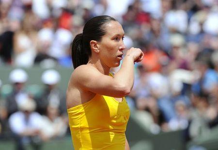 Jelena Jankovic Qf Win RG.10 g