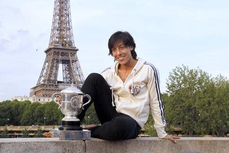Francesca Schiavone Eiffel Tower RG.10 g