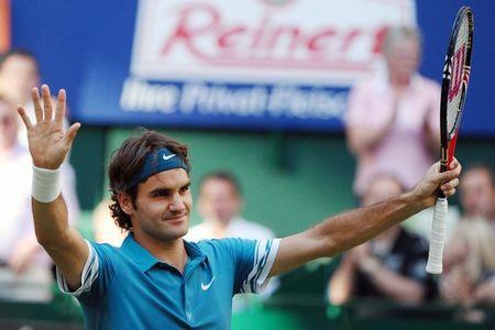 Roger Federer Sf Win Halle.10 g