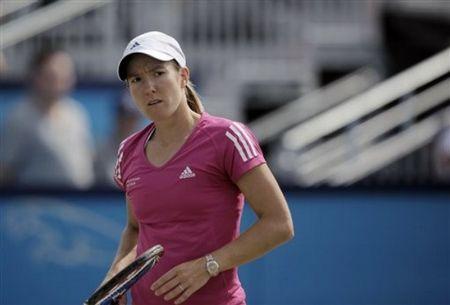 Justine Henin Sf Win Netherlands.10 ap