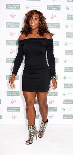 Serena Williams Pre-Wimbledon.10 Roof Garden Party g