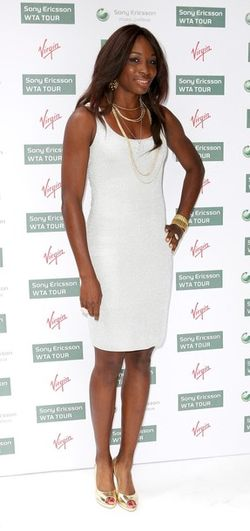 Venus Williams Pre-Wimbledon.10 Roof Party g