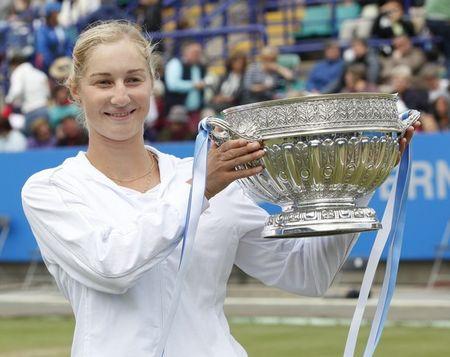 Ekaterina Makarova Wins Eastbourne g