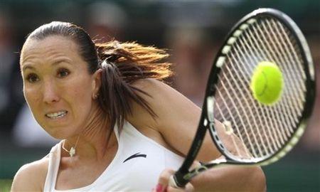 Jelena Jankovic 1st R Win Wimbledon.10 ap